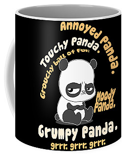 Annoyed Papa Coffee Mug