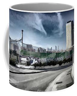 Another Curve Coffee Mug