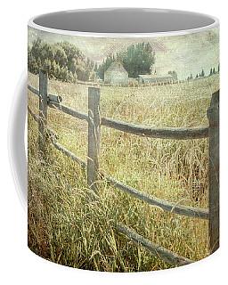 Another Fence Coffee Mug