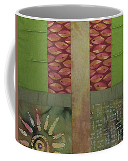 Another Fragment Of The Frontier Of Beauty Coffee Mug