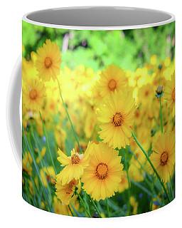 Another Glimpse, Pollinator Field Coffee Mug