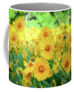 Another Glimpse, Pollinator Field Coffee Mug