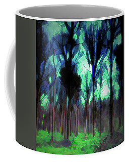 Another World - Forest Coffee Mug
