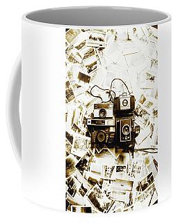 Antique Albums Coffee Mug