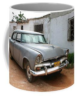 Antique Car Grey Cuba 11300501 Coffee Mug