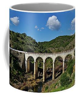 Antique Mertola's Bridge In Alentejo Coffee Mug