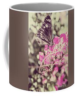 Antique Spring Coffee Mug