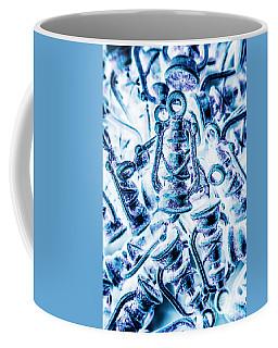 Antiquity Blue Coffee Mug
