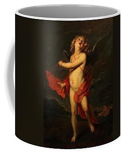 Anton Van Dyck / 'love', Canvas. Cupid. Coffee Mug