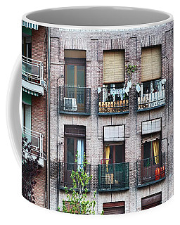 Apartments In Madrid Coffee Mug