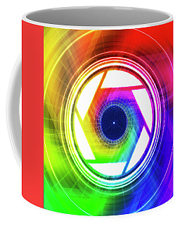 Aperature Coffee Mug