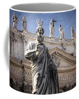 Apostles And Saints Coffee Mug