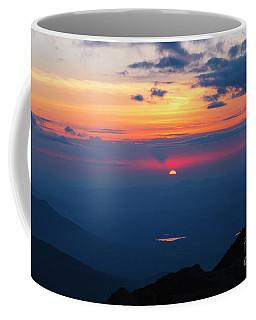 Appalachian Trail, New Hampshire Sunset Coffee Mug