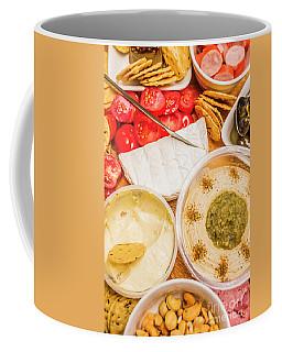 Appetizers Delight Coffee Mug