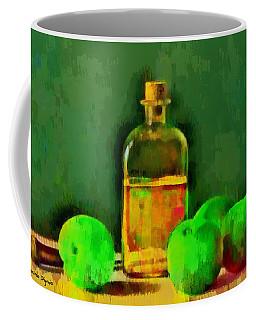 Apples And Oil - Da Coffee Mug