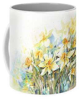 April Yellows Coffee Mug
