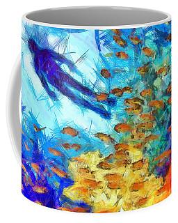 Aquaman Colorful - Da Coffee Mug