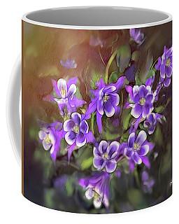 Aquiligia Cluster Coffee Mug