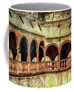 Arches And Texture  Coffee Mug