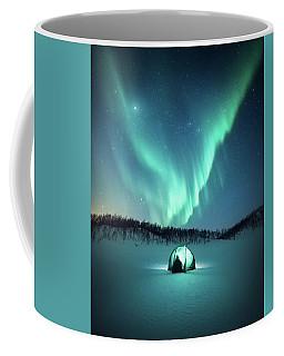 Arctic Camping Coffee Mug