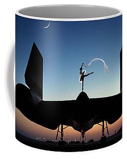 Area 71 Power And Grace Coffee Mug