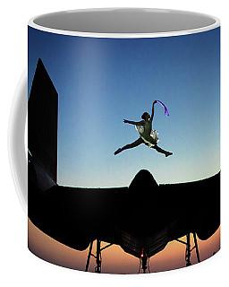 Area 71 She Still Flies Coffee Mug