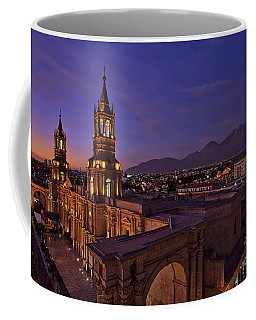 Arequipa Is Peru Best Kept Travel Secret Coffee Mug