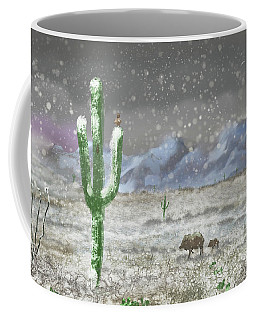 Arizona Blizzard Coffee Mug