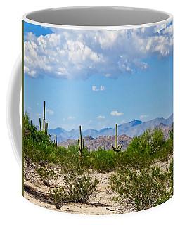 Arizona Desert Hidden Valley Coffee Mug