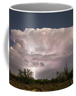 Arizona Monsoon Thunderstorm  Coffee Mug