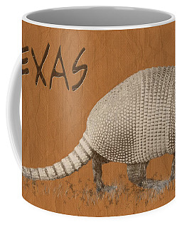 Armadillo Coffee Mug