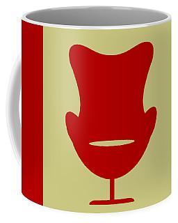 Arne Jacobsen Egg Chair I Coffee Mug