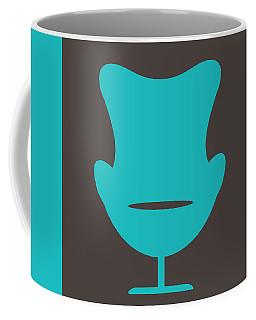 Arne Jacobsen Egg Chair  Coffee Mug