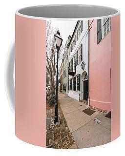 Around The Street Lamp Coffee Mug