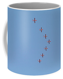 Arrow Formation Coffee Mug