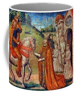 Art Medieval Coffee Mug
