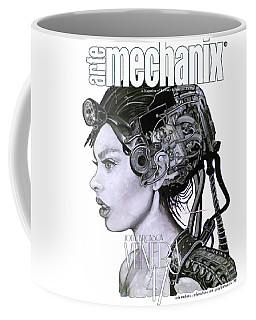 arteMECHANIX 1901 VENERA47 Pt.1 GRUNGE Coffee Mug