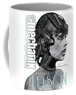 arteMECHANIX 1905 HUDSON GRUNGE Coffee Mug