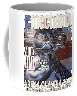 arteMECHANIX 1921 ARENA  GRUNGE Coffee Mug