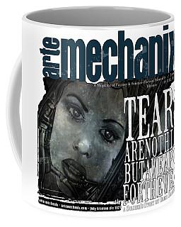 arteMECHANIX 1927 A WEAPON FOR THE WEAK  GRUNGE Coffee Mug