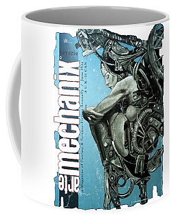 arteMECHANIX 1931 REVERIE  GRUNGE Coffee Mug