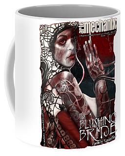 arteMECHANIX 1933 The BLUSHING BRIDE GRUNGE Coffee Mug