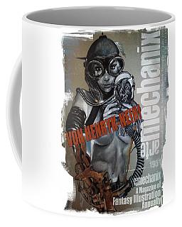 arteMECHANIX 1951 VON HENRYK-NEIN GRUNGE Coffee Mug