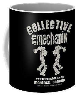 arteMECHANIX COLLECTIVE GRUNGE Coffee Mug