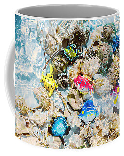 Artificial Aquarium  Coffee Mug