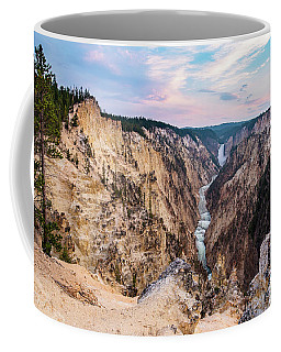Artist's Point Twilight Coffee Mug