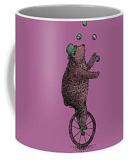 The Juggler Coffee Mug