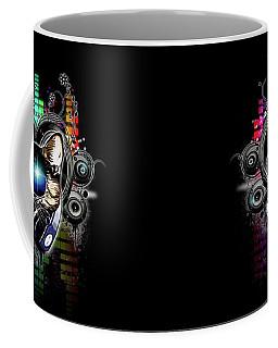 Spray Coffee Mugs