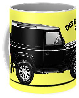 Land Rover Defender 90 Coffee Mug