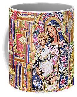 Panagia Eleousa Coffee Mug